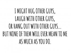 broken heart, love, quote, quotes, laugh with guys, hang out with guys ...