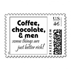 Funny women quotes postage stamp joke humor stamps