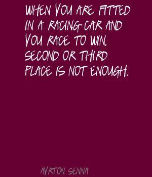 Famous Race Car Quotes