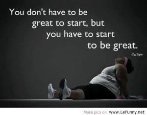 Funny Fitness Motivation