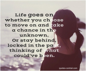 quotes life goes on