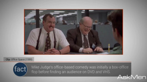 VIDEO Top 10 Top 10 Movie Quotes: Office Space 9
