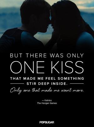 Peeta Mellark and Katniss Everdeen Everlark Quote