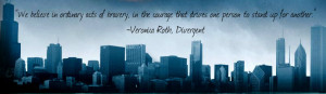 Here are a few banner type quotes. My favorite is the first one. I'm ...