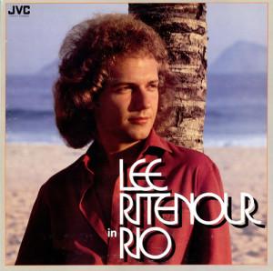 Lee Ritenour Lee Ritenour In Rio JAP LP RECORD VIJ-6312