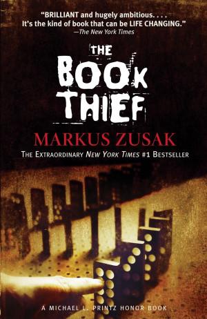 The Book Thief by Markus Zuzak