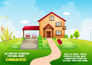 ... Congratulations, and more. Congratulations On Your New Home ecard with