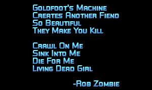 Rob Zombie Quote