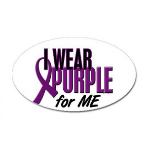 purple for sarcoidosis awareness