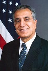 Zalmay Khalilzad Photo