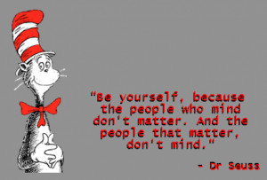 Diversity Quotes Dr. Seuss