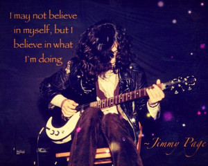 Jimmy Page quote (Made by me)