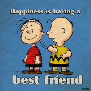 happiness life quotes quotes quote friends life quote charlie brown ...