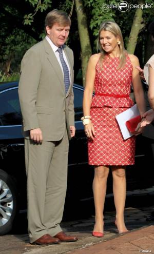 Máxima and Willem-Alexander in Brazil crown prince willem alexander ...