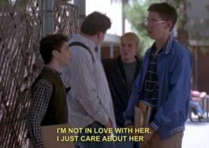 Freaks and Geeks: Quotes