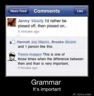 grammar. it's important.