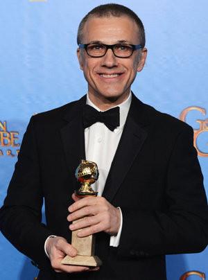 Golden Globe Winner Christoph Waltz Quotes