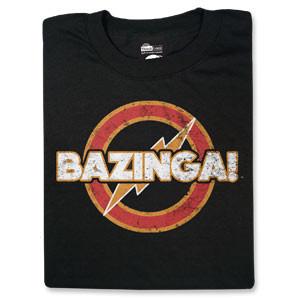 Superhero-Style Bazinga