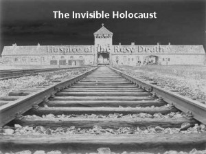 invisible holocaust: stealth euthanasia in hospice and palliative care