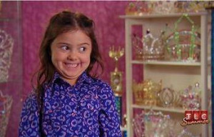 Toddlers & Tiaras' Eden Wood lands role as Darla in 'Little Rascals ...