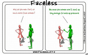 Faceless (35 pics)