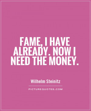 Funny Money Quotes and Sayings