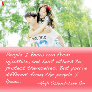 Middle School Dating Quotes High school love on 50 korean