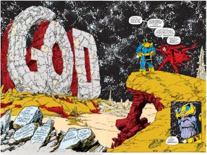 Alpha Coders Wallpaper Abyss Comics Thanos 456292