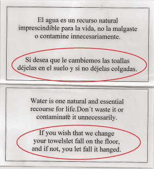 Spanish Translation Errors