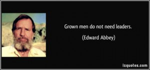 Grown Men Quotes