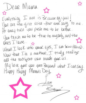 Mothers day messages from son quotes 001