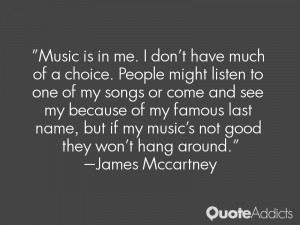James Mccartney Quotes