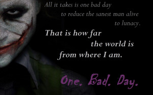 Bad Day Quotes HD Wallpaper 5
