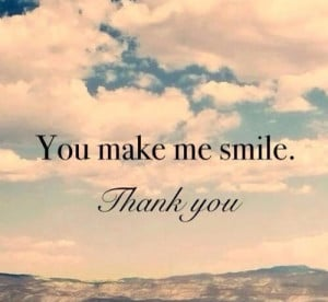 ... want to thank all my amazing followers! you make me smile! :D