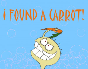 FOUND A CARROT