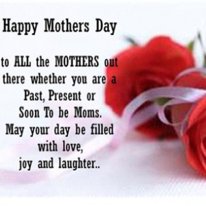 Happy mommy's day to all the amazing women who give so much to those ...