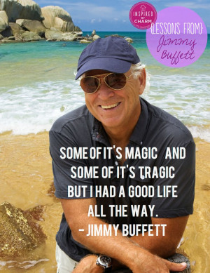 Summer dreaming! inspired by charm: Lessons From: Jimmy Buffett