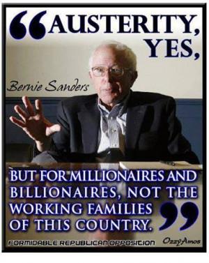 Bernie Sanders Quote