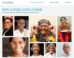 Warby Parker Sells A Million Glasses, Distributes A Million To Those ...