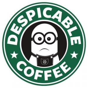 ... Minions, Minions Starbucks, Funnies Stuff, Starbucks Memorial, Minions