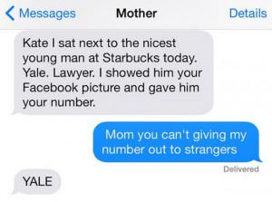 Fun Texts From A Crazy Jewish Mom