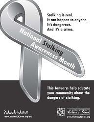 ... Abuse Awareness, Stalk Awareness, Awareness Ribbons, Awareness Month