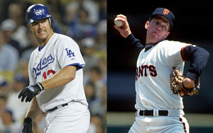 Brian Wilson to join list of notables who played for both Dodgers