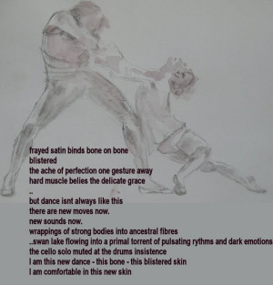 Our Dance Poem Quot The Power