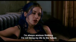 quotes movie kate winslet eternal sunshine clementine