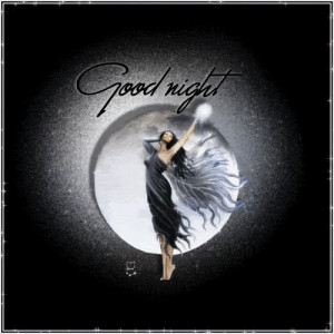 Such a lovely way to say goodnight. :)