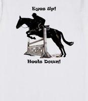 Hunter/Jumper Horse T-Shirt