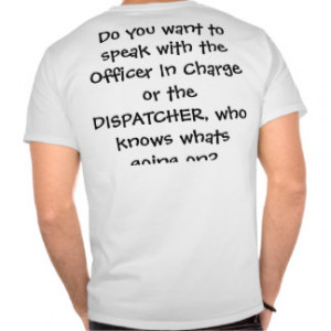 Funny Dispatcher Shirts And