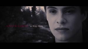 ... Twilight Saga Cast Montage End Credit: Xavier Samuel(Riley Biers