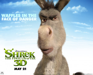 Donkey from Shrek Forever After wallpaper - Click picture for high ...